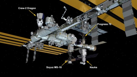 Iss Thruster Fires Accidentally 1280x720